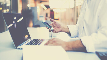Work, Mobile, Laptop, Computer, Work, Digital
