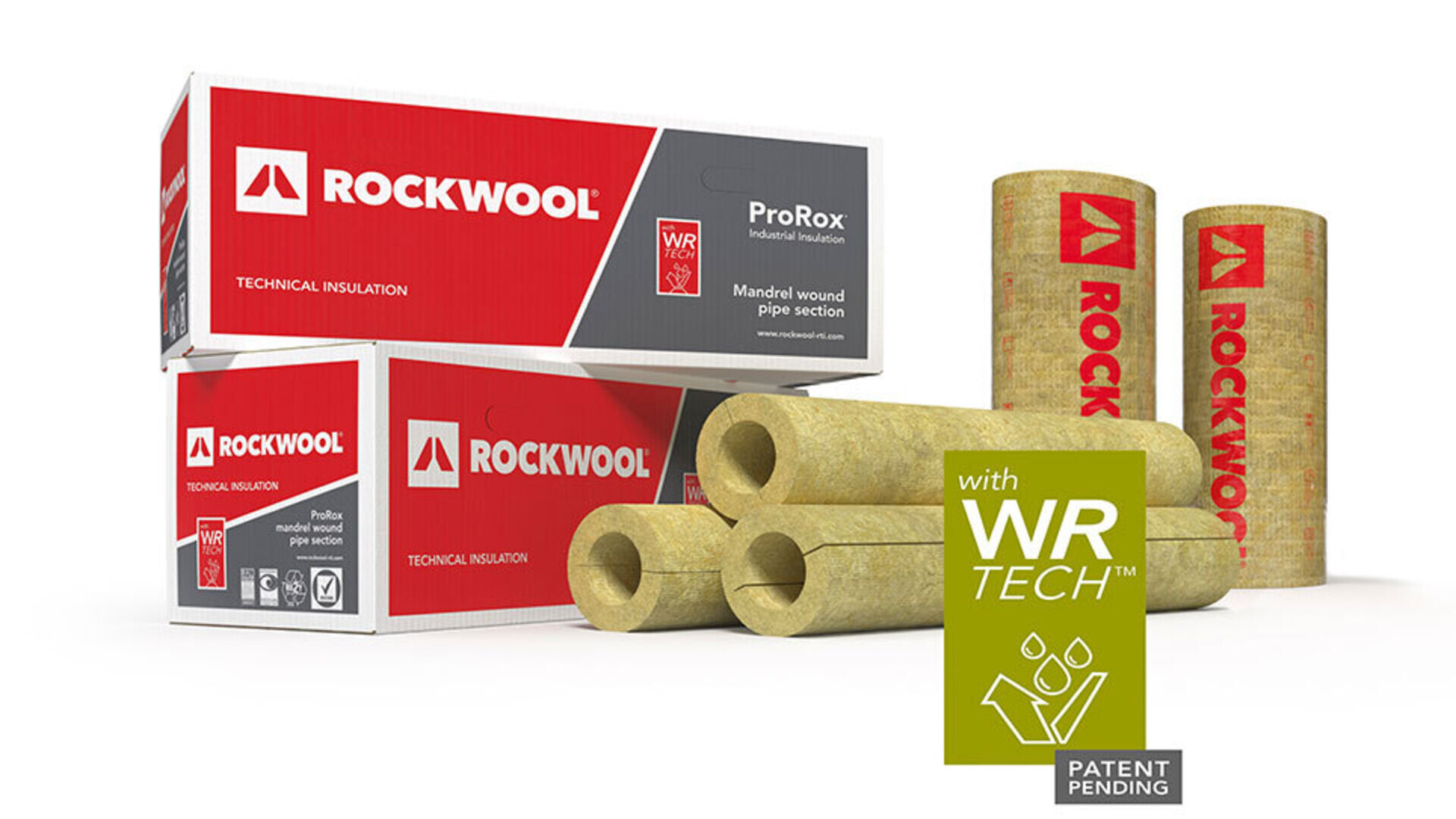 ProRox, industry, industrial, product, PS, pipe section, PS 960, mono product line name, WR-Tech, packaging, carton box, WR-Tech label, 3D image, product catalogue