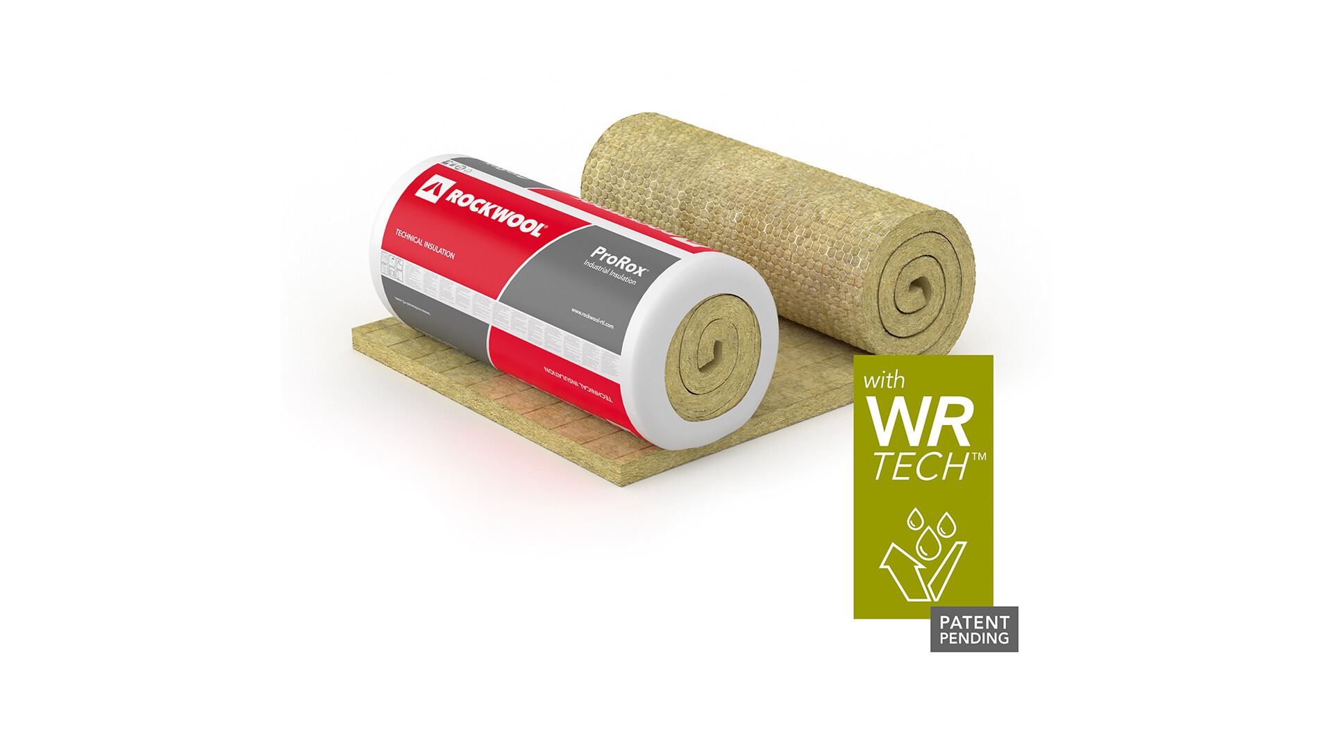 ProRox, industry, industrial, product, WM, wired mat, WR-Tech, packaging, mono product line name, WR-Tech label, 3D image, product catalogue